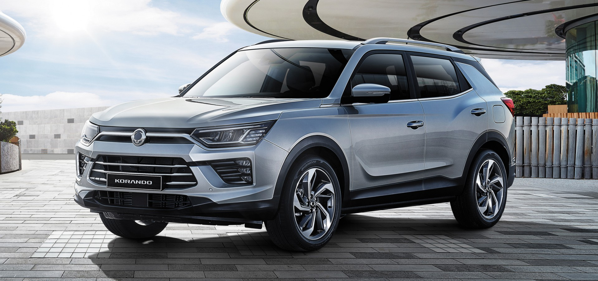 SsangYong new Tivoli - Escape from the ordinary
