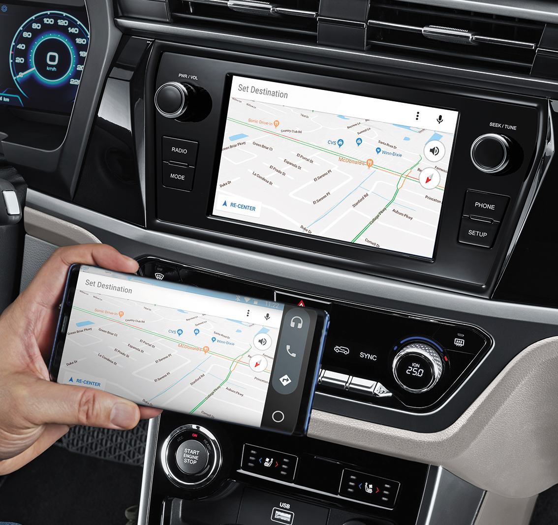 SsangYong New Tivoli - Apple CarPlay