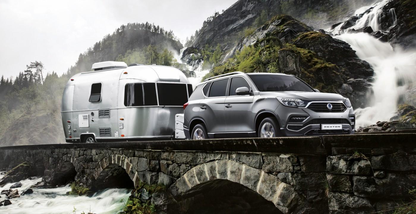 New Tivoli - Compacte SUV met een sterk karakter.